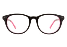 Colors In Optics C1006 OXPK Black Pink