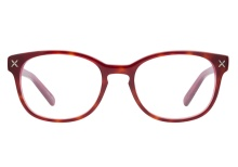 Nicole Miller Bank C03 Red Tortoise