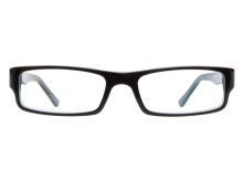Ray-Ban RB5246 5092 Black Grey-Turquoise