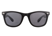 7 For All Mankind Echo MBLK Matte Black Polarized