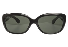 Ray-Ban RB4101-601 Jackie Ohh Black 58